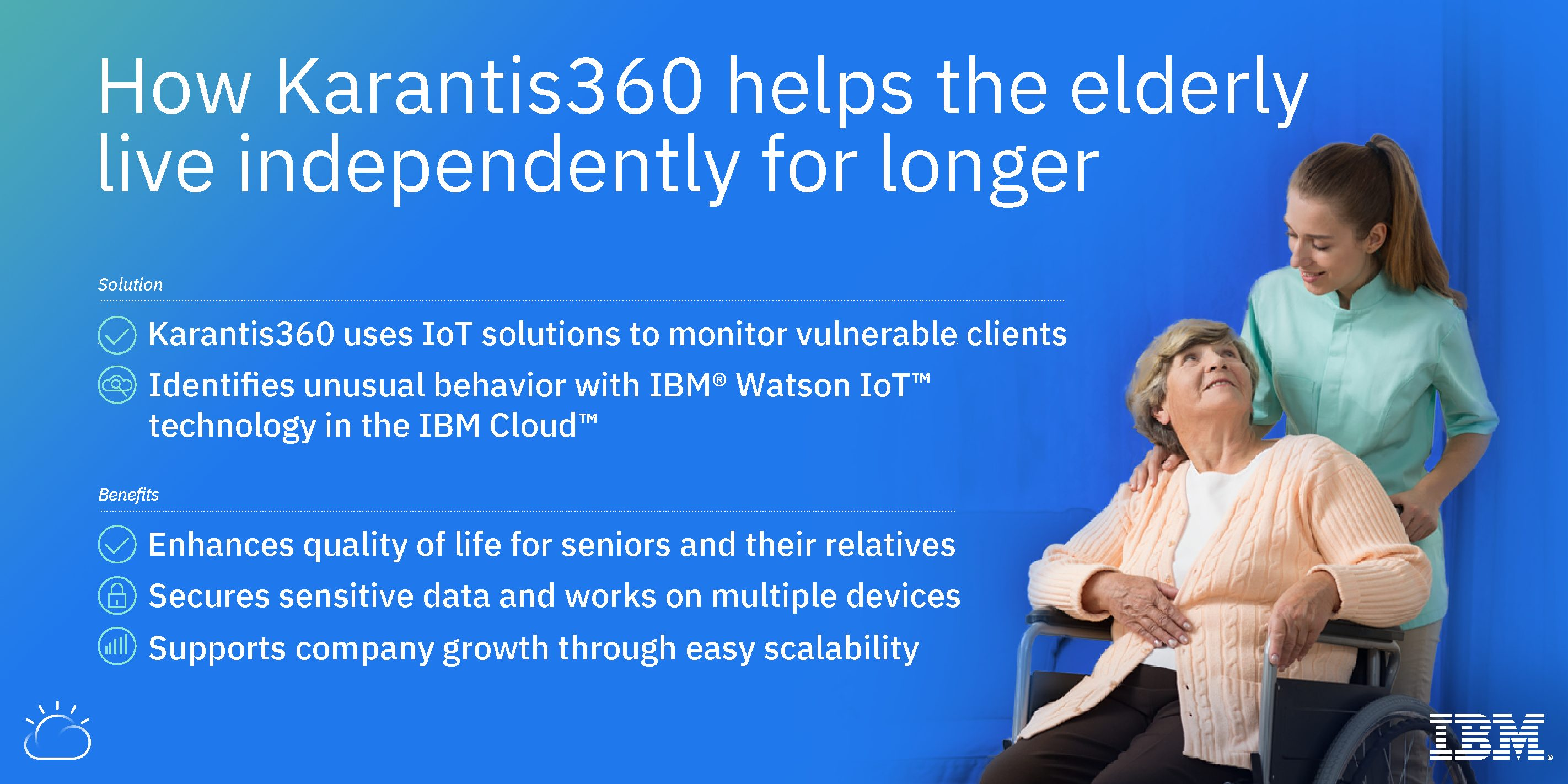 Karantis360 and the IBM Cloud